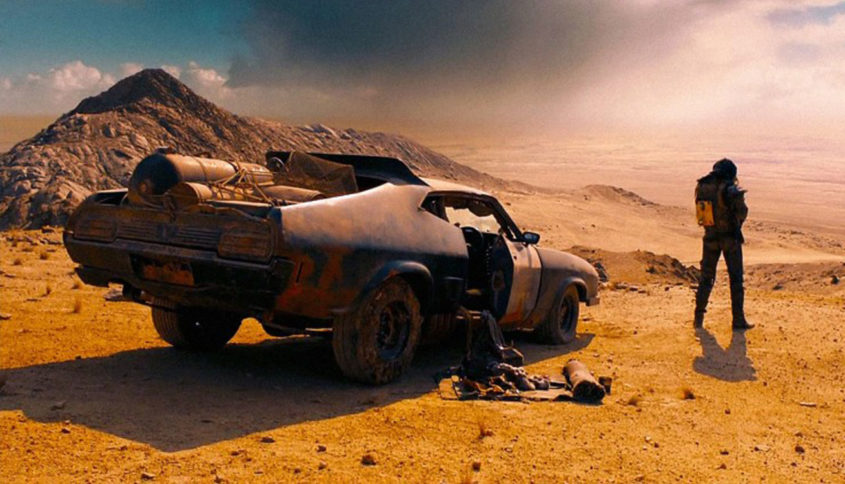 Espoir obscurantisme, Film Mad Max Fury Road