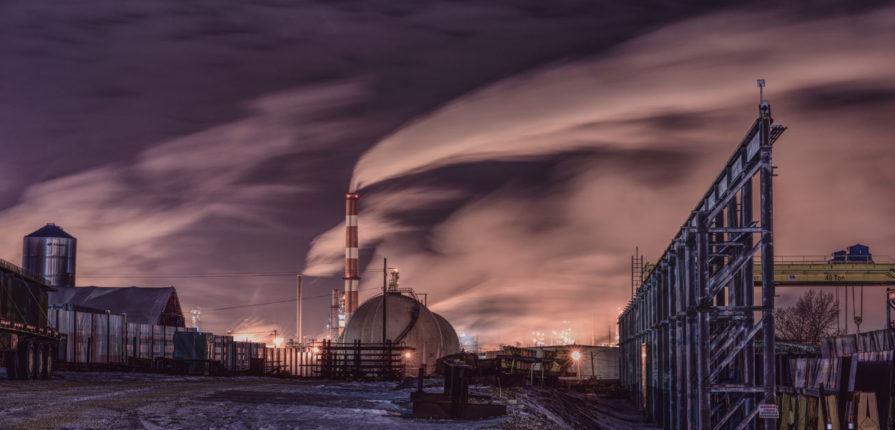 Inertie climatique, Photo par Vanveenjf