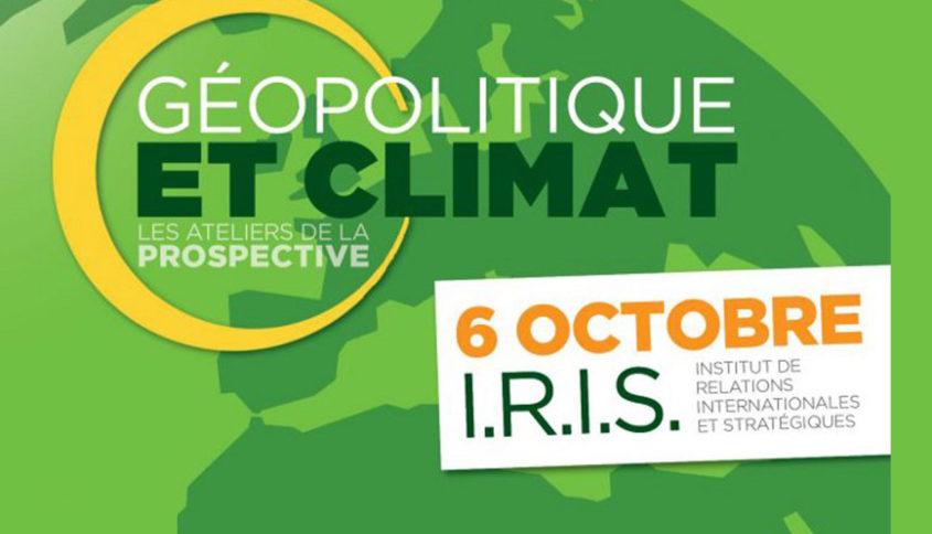 Gilets jaunes, fins de mois et fin du monde l'équation impossible, Géopolitique et climat