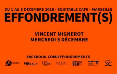 Conférence Équitable Café, Effondrements