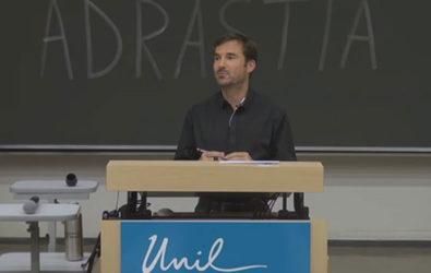 Université Lausanne, Rejet responsabilité