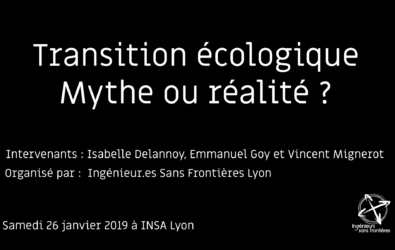 Transiton Mythe Realite