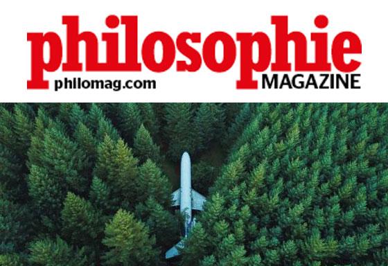 Philosophie Magazine, Covid-19 et écologie
