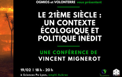 Sciences Po Contexte écologique